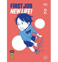 First job , new life Tome 2
