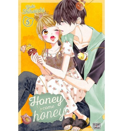 Honey come honey Tome 5