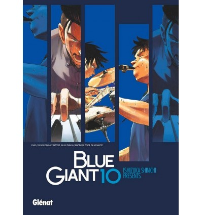 Blue giant Tome 10