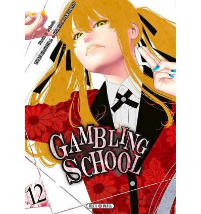 Gambling School Tome 12