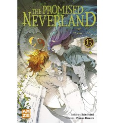 The promised Neverland Tome 15