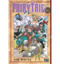 Fairy Tail Tome 11