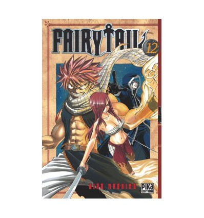 Fairy Tail Tome 12