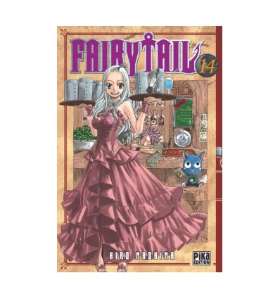 Fairy Tail Tome 14