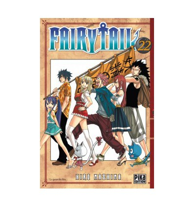 Fairy Tail Tome 22