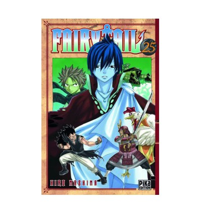Fairy Tail Tome 25