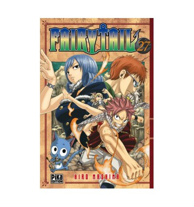 Fairy Tail Tome 27