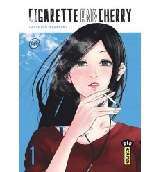 Cigarette & cherry Tome 1