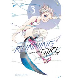 Running girl - Ma course vers les paralympiques Tome 3