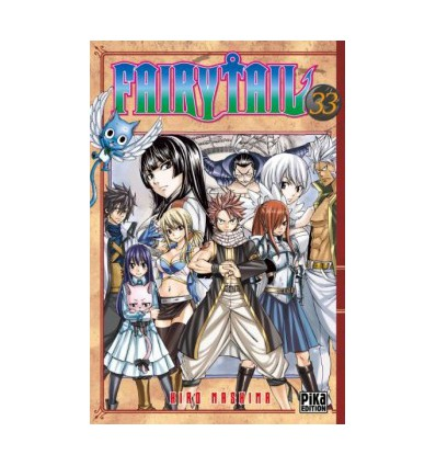 Fairy Tail Tome 33
