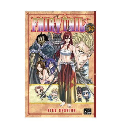 Fairy Tail Tome 34