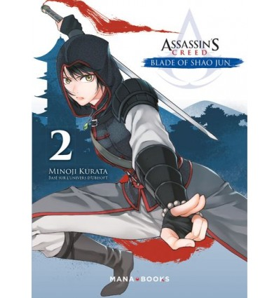 Assassin's creed - Blade of Shao Jun Tome 2