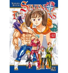 Seven deadly sins Tome 40