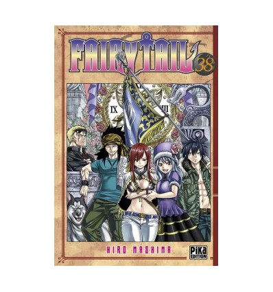 Fairy Tail Tome 38