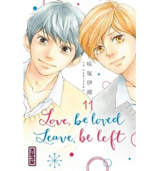 Love, be loved - Leave, be left Tome 11