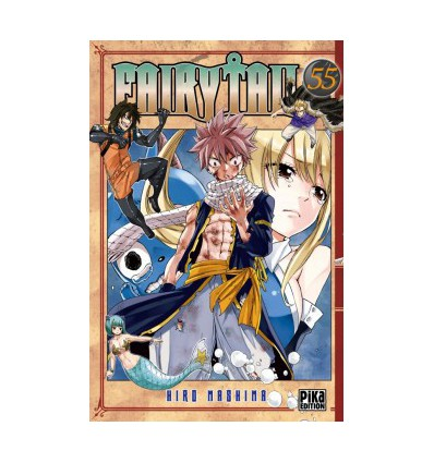 Fairy Tail Tome 55