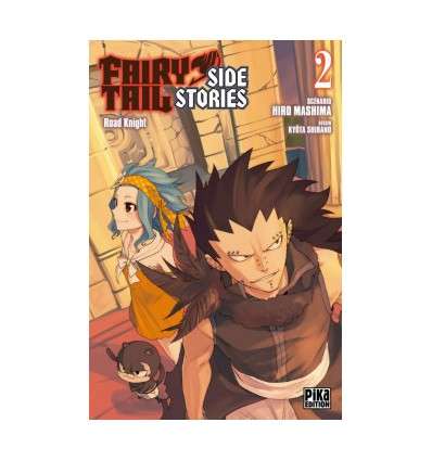 Fairy Tail Side Stories Tome 2