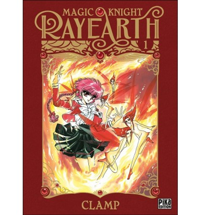 Magic knight Rayearth - Réédition 2020 Tome 1