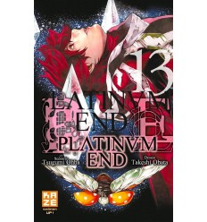 Platinum End Tome 13