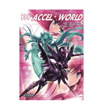 Accel World Tome 7