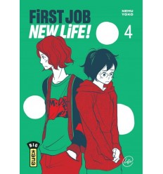 First job , new life Tome 4
