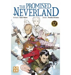 The promised Neverland Tome 17
