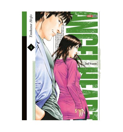 Angel Heart Saison 2 Tome 4