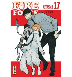 Fire force Tome 17