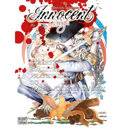 Innocent rouge Tome 10