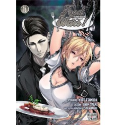 Food Wars ! Tome 16