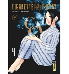 Cigarette & cherry Tome 4