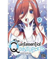 The quintessential quintuplets Tome 9