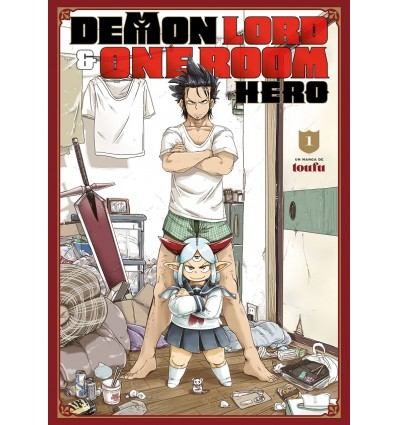 Demon Lord & one room hero Tome 1