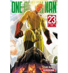 One-Punch Man Tome 23