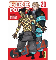 Fire force Tome 20