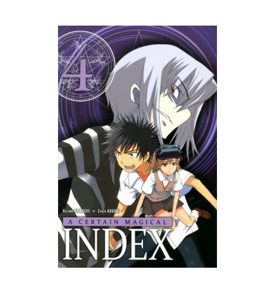 A Certain Magical Index Tome 4