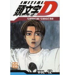 Initial D Tome 12