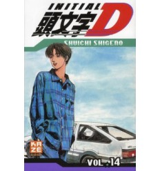Initial D Tome 14