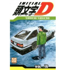 Initial D Tome 16