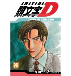 Initial D Tome 17