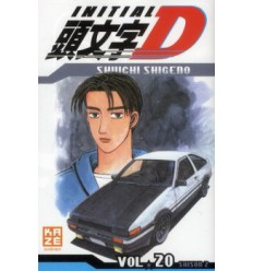 Initial D Tome 20