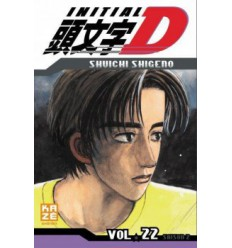 Initial D Tome 22