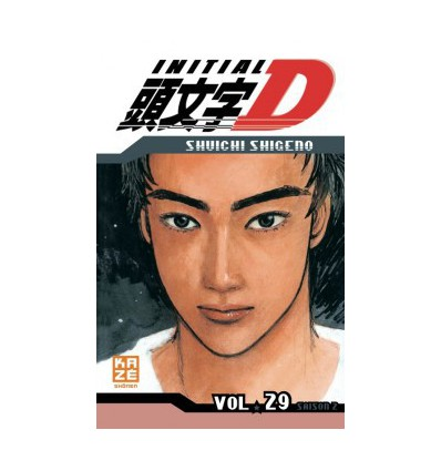 Initial D Tome 29