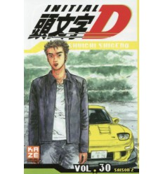 Initial D Tome 30