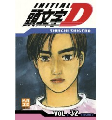 Initial D Tome 32