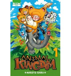 Animal Kingdom Tome 1