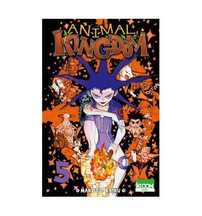 Animal Kingdom Tome 5
