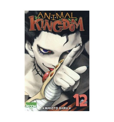 Animal Kingdom Tome 12