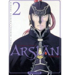 The Heroic Legend of Arslân Tome 2