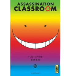 Assassination Classroom Tome 10